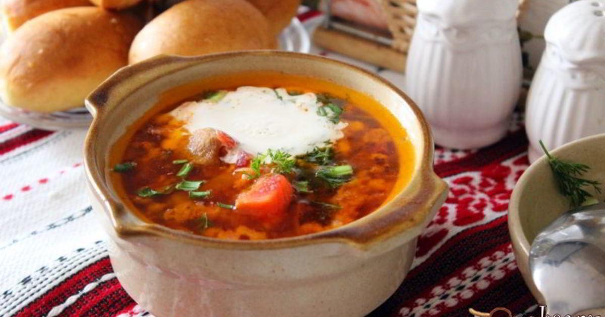 украинская кухня рецепты с фото пошагово